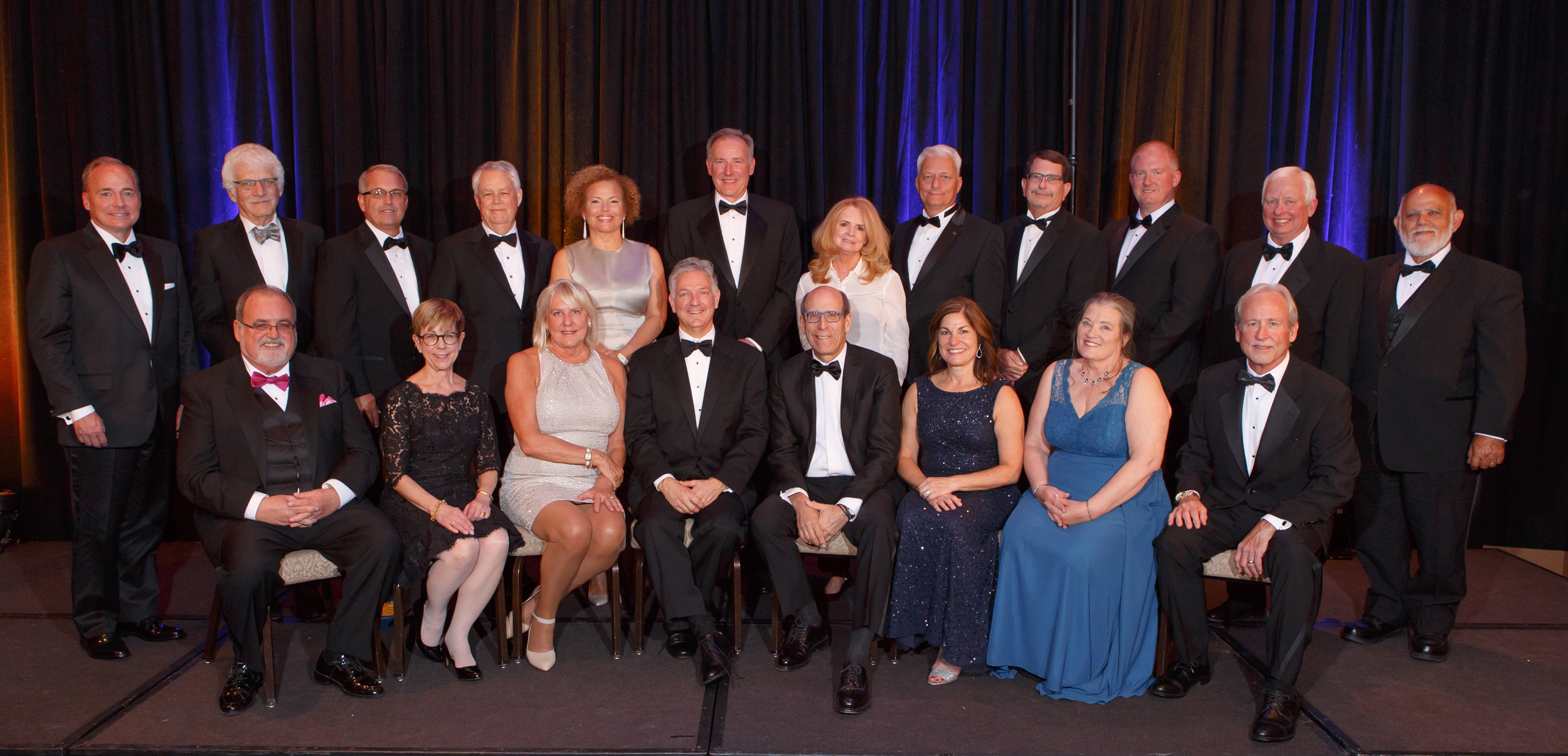 Class of 2017.  The 51st Annual Cable TV Pioneers Banquet, at the Brown Palace Hotel and Spa in Denver, Colorado, on Tuesday, Oct. 17, 2017. Photo Steve Peterson